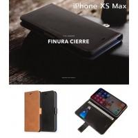 เคสหนัง iPhone XS Max Viva Madrid FINURA CIERRE