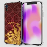 เคส iPhone XR Culture Series 3D Anti-Shock Protection TPU Case [CT001]