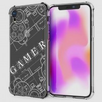 เคส iPhone XR Anti-Shock Protection TPU Case [Gamer Illustration]