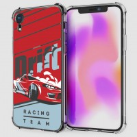 เคส iPhone XR Anti-Shock Protection TPU Case [Racing Team]