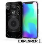 เคส iPhone XS Max [Explorer II Series] 3D Anti-Shock Protection TPU Case