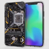 เคส iPhone XS Max Anti-Shock Protection TPU Case [Gaming Board]