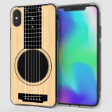 เคส iPhone XS Max Anti-Shock Protection TPU Case [Guitar]