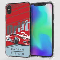 เคส iPhone XS Max Anti-Shock Protection TPU Case [Racing Team]