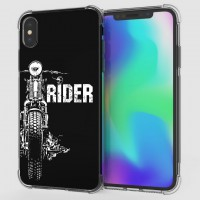 เคส iPhone XS Max Anti-Shock Protection TPU Case [Rider]