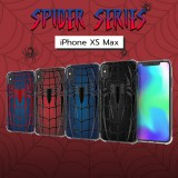 เคส iPhone XS Max Spider Series 3D Anti-Shock Protection TPU Case