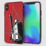 เคส iPhone XS Max War Series 3D Anti-Shock Protection TPU Case [WA002]