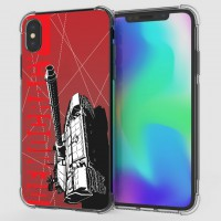 เคส iPhone XS Max War Series 3D Anti-Shock Protection TPU Case [WA002]
