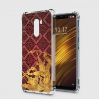 เคส Pocophone F1 Culture Series 3D Anti-Shock Protection TPU Case [CT001]