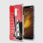 เคส Pocophone F1 War Series 3D Anti-Shock Protection TPU Case [WA002]
