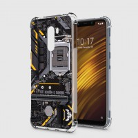 เคส Pocophone F1 Anti-Shock Protection TPU Case [Gaming Board]
