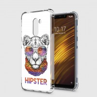 เคส Pocophone F1 Anti-Shock Protection TPU Case [HIPSTER]