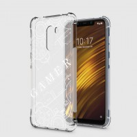 เคส Pocophone F1 Anti-Shock Protection TPU Case [Gamer illustration]