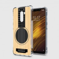 เคส Pocophone F1 Anti-Shock Protection TPU Case [GUITAR]
