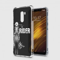 เคส Pocophone F1 Anti-Shock Protection TPU Case [Rider]