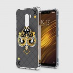 เคส Pocophone F1 [X-Style Series] Anti-Shock Protection TPU Case [XS003]