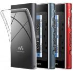 เคส Slim TPU Ultra Clear สำหรับ Walkman NW-A100 / NW-A105 / NW-A106HN / NW-A100TPS