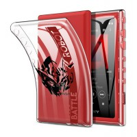 เคส Walkman NW-A100 Slim Protection TPU Case [Battle Robot]