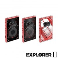 เคส Walkman NW-A100 [Explorer II Series] 3D Slim Protection TPU Case
