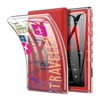 เคส Walkman NW-A100 Slim Protection TPU Case [TRAVELER]