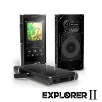 เคส Walkman NW-A45 / A46 / A35 / A36 [Explorer II Series] 3D Slim Back Cover