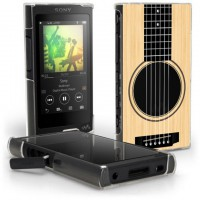 เคส Walkman NW-A45 / A46 / A35 / A36 Slim Back Cover [GUITAR]