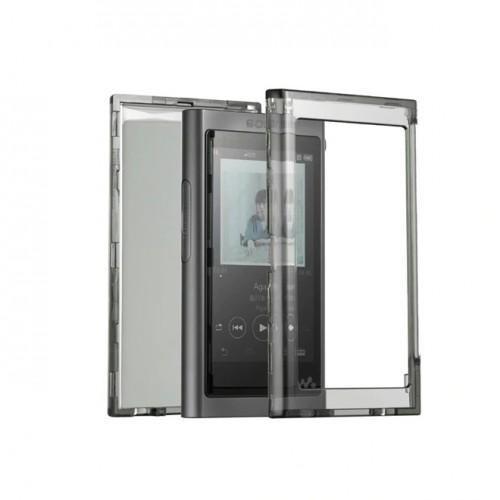 เคส Walkman NW-A55 / A56  Front+Back Crystal Case