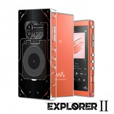 เคส Walkman NW-A55 / A56 [Explorer II Series] 3D Slim Protection TPU Case