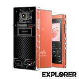 เคส Walkman NW-A55 / A56 [Explorer Series] 3D Slim Protection TPU Case