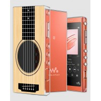 เคส Walkman NW-A55 / A56 Slim Protection TPU Case [Guitar]