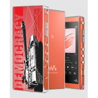 เคส Walkman NW-A55 / A56 War Series 3D Slim Protection TPU Case [WA002]