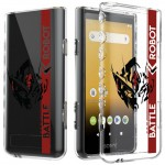 เคส Walkman NW-ZX500 Slim Protection TPU Case [Battle Robot]