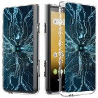 เคส Walkman NW-ZX500 Digital Series 3D Slim Protection TPU Case [DG002]