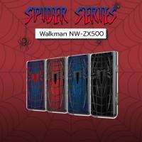เคส Walkman NW-ZX500 Spider Series 3D Slim Protection TPU Case