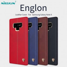 เคสหนัง Samsung Galaxy Note 9 Nillkin Englon Retro Leather Case