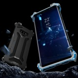 R-Just Mechanic Style Aluminum Bumper for Samsung Galaxy Note 9