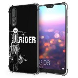 เคส Huawei P20 Pro Anti-Shock Protection TPU Case [RIDER]