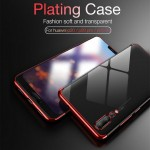 เคส Huawei P20 Pro Cafele Plating Ultra Thin TPU