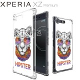 เคส SONY Xperia XZ Premium Anti-Shock Protection TPU Case [HIPSTER]