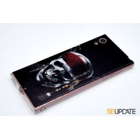 เคส Xperia XA1 【SE-Update 】 Graphic TPU Case : The Pirate