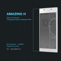 [ SONY Xperia L1 ] ฟิล์มกระจก ด้านหน้า Nillkin Amazing H Tempered Glass + แถมฟิล์มเลนส์