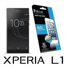 ฟิล์มกันรอยแบบด้าน(AG) Focus สำหรับ Xperia L1