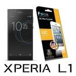 ฟิล์มกันรอยแบบใส(UC) Focus สำหรับ Xperia L1