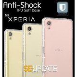 เคส【SE-Update 】Anti-Shock TPU Soft Case for SONY Xperia
