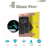 กระจกนิรภัยแบบเต็มจอ GLASS PRO+ 2.5D Tempered Glass สำหรับ Xperia XA1