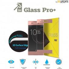 ฟิล์มกระจก  แบบเต็มจอลงโค้ง GLASS PRO+ 3D Tempered Glass สำหรับ Xperia XA1