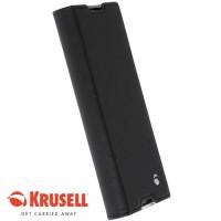 เคสหนัง Xperia XA1 Krusell Malmo 4 Card FolioCase สีดำ