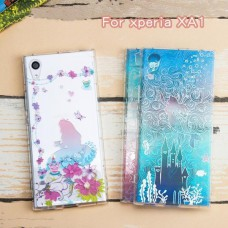 เคส SONY Xperia XA1 Fairy Tale 3D Graphic TPU Shield