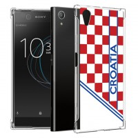 เคส Xperia XA1 Plus World Cup Series Anti-Shock Protection TPU Case [WC004]