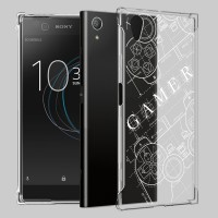 เคส Xperia XA1 Plus Anti-Shock Protection TPU Case [Gamer illustration]